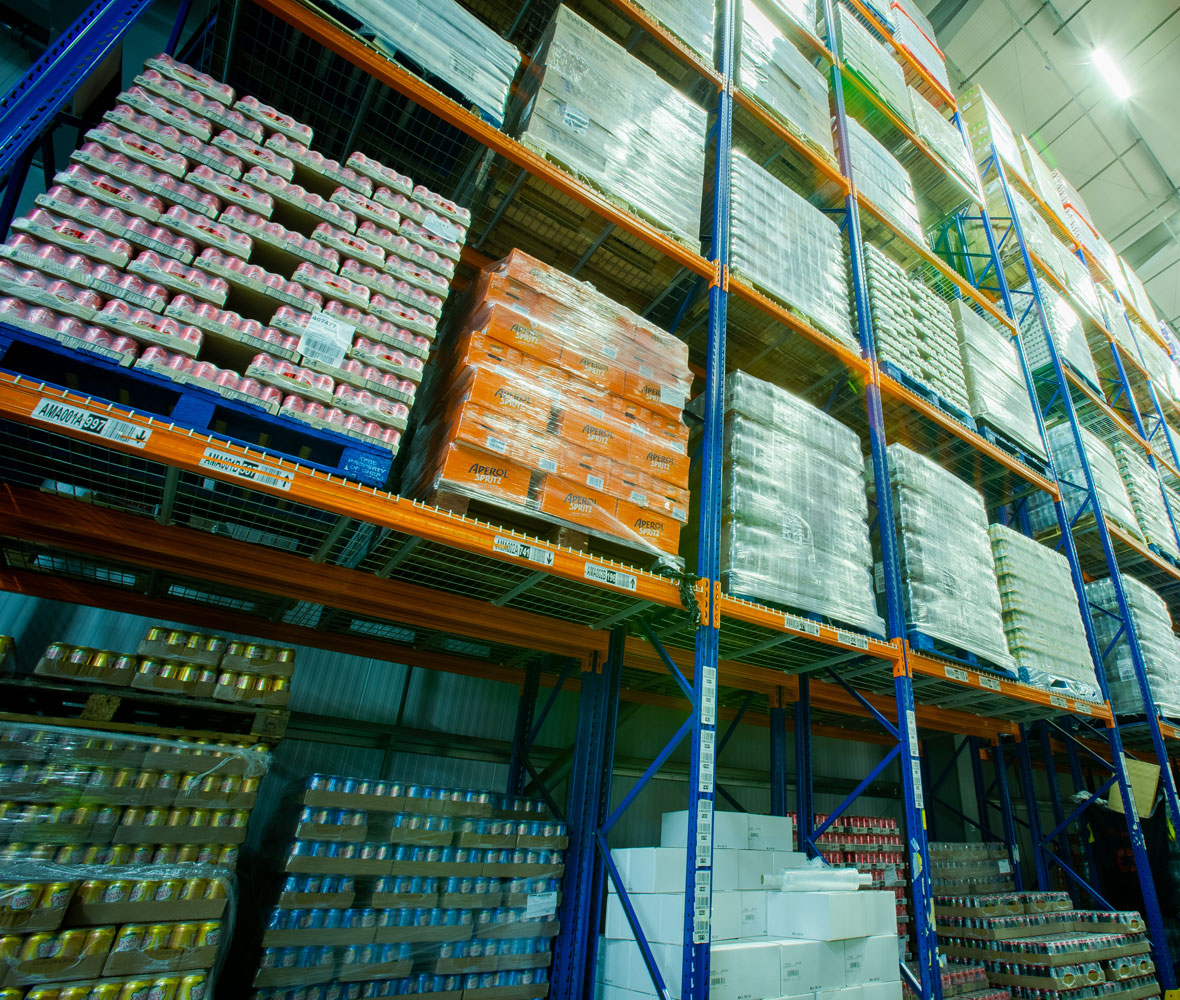 Secure and Bonded Warehousing
